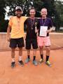 Druhý tým - Tým Kléma - Ondřej Herzán, David Klement, Petr Pelikán